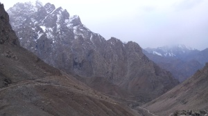 Rugged Hakkari mountains.