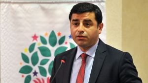 HDP co-leader Selahattin Demirtas