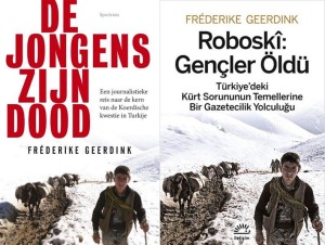 My book 'The Boys Are Dead', about the Roboski massacre and the Kurdish question in Turkey, is also available in Turkish and Dutch.