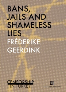 In May 2016 my book about censorship in Turkey was published. It contains, among many other interivews, an interview with dissident journalist Can Dündar, who now lives in exile. 'Bans, lies and shameless lies' (click for the full PDF!) sheds a light on all mechanisms behind the lack of press freedom in Turkey.